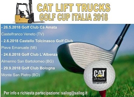 CAT Golf Tour